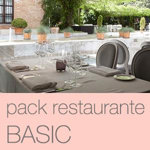 pack restaurant basic