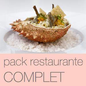 pack restaurant complet